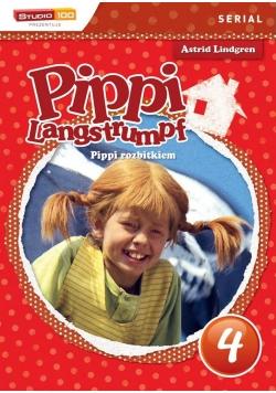 Pippi Langstrumpf. Pippi rozbitkiem