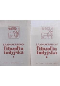 Filozofia indyjska, tom I-II
