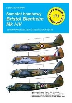 Samolot bombowy Bristol Blenheim Mk I-IV