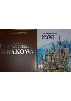Mała encyklopedia Krakowa/ Kraków od A do Z