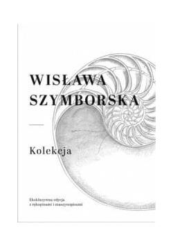 Wisława Szymborska. Tomy poetyckie.