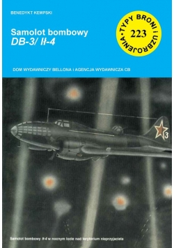 Samolot bombowy DB-3/Ił-4