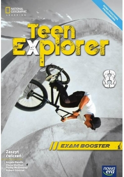 Teen Explorer 8 ćw. NE