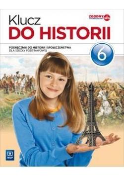 Historia SP  6 Klucz do historii Podr. WSiP