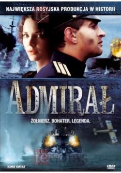 Admirał. Żołnierz. Bohater. Legenda DVD