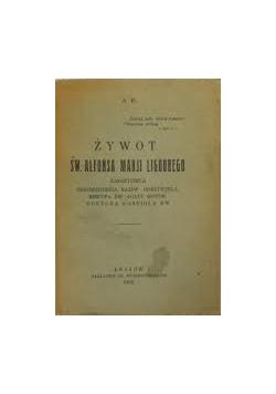 Żywot św. Alfonsa Marji Liguorego, 1929r.