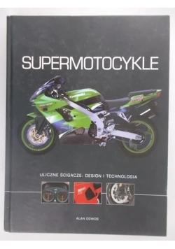 Supermotocykle