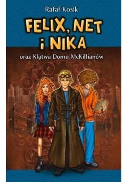 Felix, Net i Nika T13 oraz Klątwa Domu McKillianów