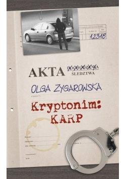 Kryptonim: Karp