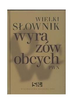 Wielki słownik wyrazów obcych PWN