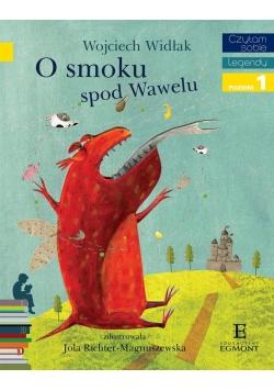 Czytam sobie - O smoku spod Wawelu