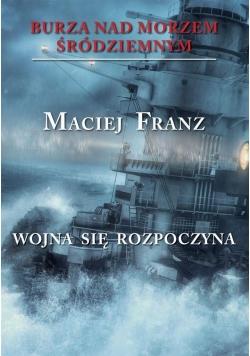 Burza nad Morzem Śródziemnym T1 Wojna się rozpocz.
