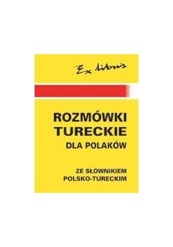Rozmówki polsko-tureckie EXLIBRIS