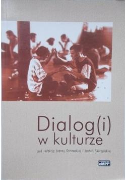 Dialog(i) w kulturze