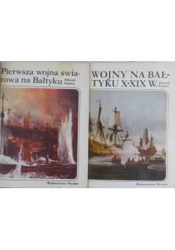 Wojna na Bałtyku X-XIX w./ Pierwsza wojna światowa na Bałtyku