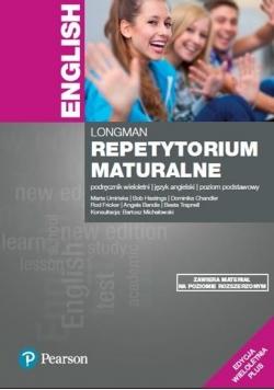 Repet. maturalne 2017 Angielski ZP w.wiel. LONGMAN