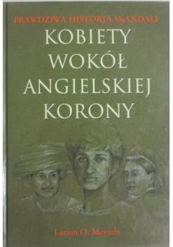 Kobiety wokół angielskiej korony