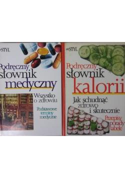 Podręczny słownik medyczny / Podręczny słownik kalorii