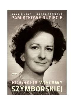 Pamiątkowe rupiecie: Biografia Wisławy Szymborskiej