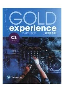 Gold Experience 2ed C1 SB PEARSON