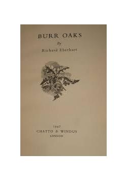 Burr Oaks, 1947r.