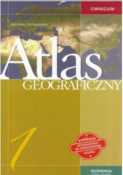 Geografia GIM 1 Atlas. Materiały edukacyjne