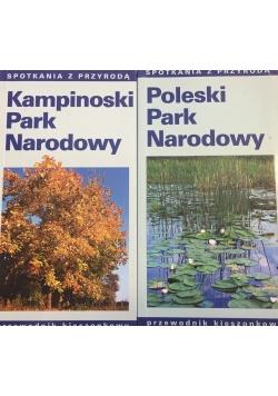 Kampinoski Park Narodowy  Poleski Park Narodowy