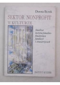 Sektor nonprofit w kulturze
