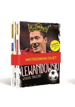 Lewandowski i Suarez