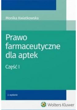 Prawo farmaceutyczne dla aptek cz.1
