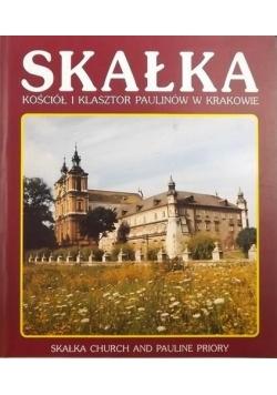 Skałka. Kościół i klasztor paulinów w Krakowie