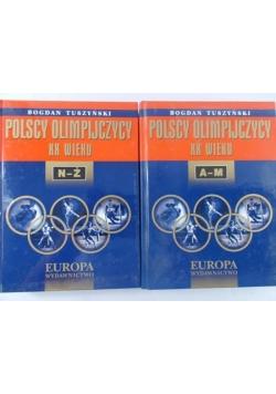 Polscy olimpijczycy XX wieku tom 1-2