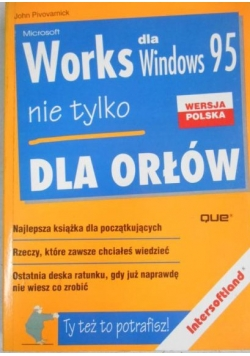 Works dla Windows 95