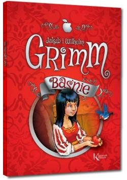 Baśnie - Jakub i Wilhelm Grimm kolor BR BREG