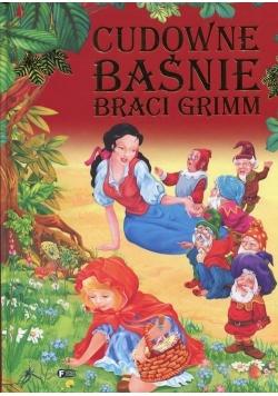 Cudowne baśnie braci Grimm