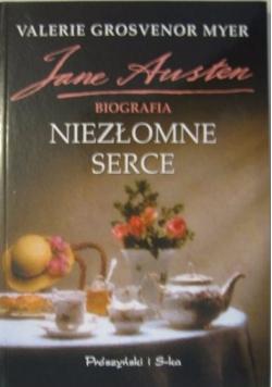 Jane Austen. Biografia. Niezłomne serce