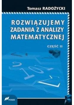 Rozwiązujemy zadania z analizy matematycznej 2