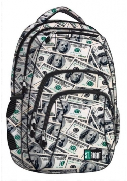 Plecak 4-komorowy Dollars