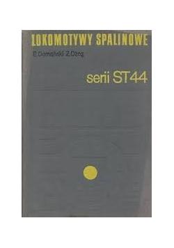Lokomotywy spalinowe serii ST44