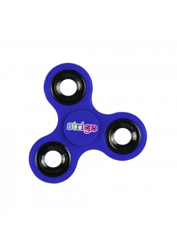 Spinner fidget niebieski STRIGO