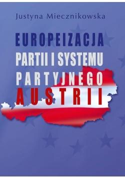 Europeizacja partii i systemu partyjnego Austrii