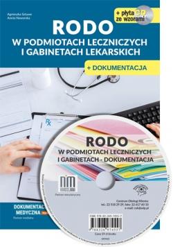 RODO w podmiotach leczniczych i gabinetach lekarskich + CD z wzorami