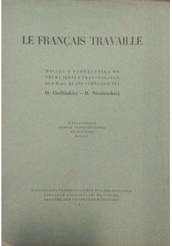 La francais travaille, 1945 r.