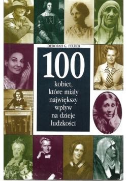 100 kobiet które miały największy wpływ na dzieje ludzkości