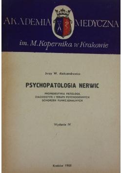Psychopatologia nerwic. Wydanie IV