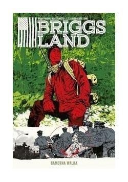 Briggs Land. Samotna walka T.2