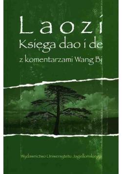 Księga dao i de z komentarzami Wang Bi