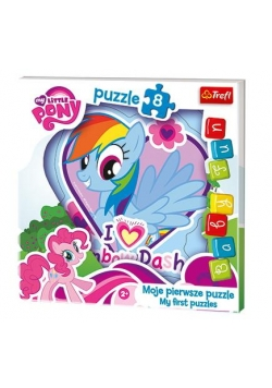 Baby Fun - Rainbow Dash My Little Pony TREFL