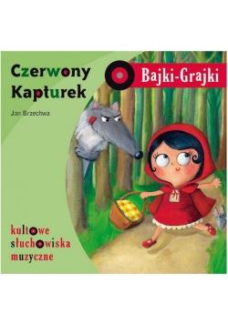Bajki - Grajki. Czerwony Kapturek CD
