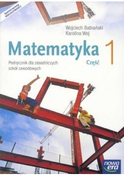 Matematyka ZSZ 1 podr. w.2015 NPP NE